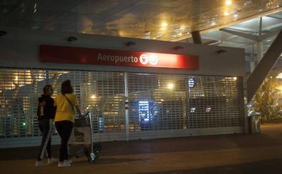 El Cercanías de Málaga olvida el horario nocturno pese al incremento de la demanda
