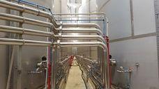 Dcoop amplía a 76.000 toneladas su capacidad para almacenar aceite en Antequera con un nueva bodega