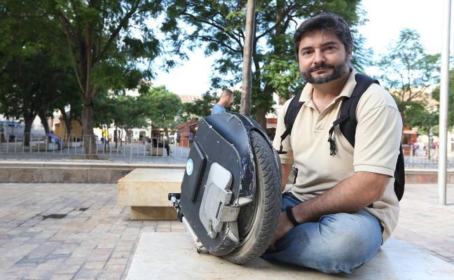 Ángel Terrón: «Málaga necesita recuperar el espacio de los coches, aunque sean medidas impopulares como reducir accesos y carriles»