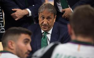 Luis Casimiro: «Espero que esta victoria sirva de subidón»