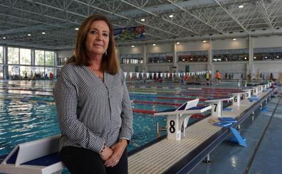 Toñi Vázquez: «Falta continuidad entre las categorías de natación júnior y absoluta»