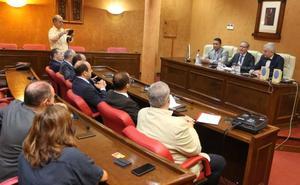 Una delegación empresarial de Marruecos visita la Cámara de Comercio