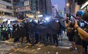 La revolución 'online' de Hong Kong