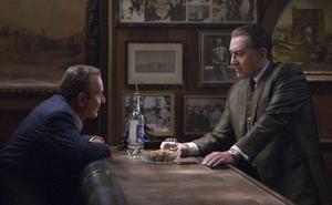 La nueva película de Scorsese se estrenará en el Albéniz antes que en Netflix