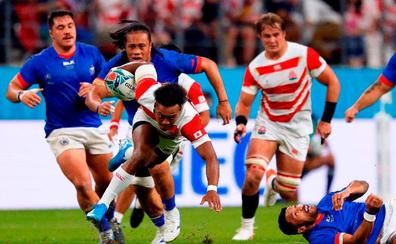 Argentina eliminada y Escocia se la jugará ante Japón