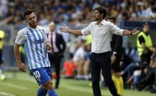 El Málaga negocia para que Lorenzo no acuda con su selección