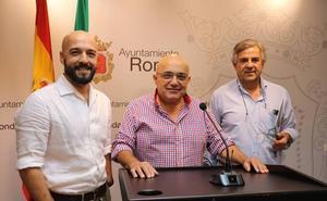 Ronda acogerá actividades de la Semana de la Arquitectura Málaga 2019