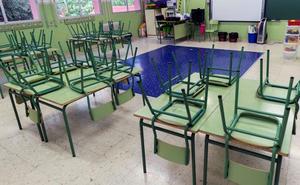 El PSOE denuncia el cierre de 31 unidades de colegios rurales en Andalucía