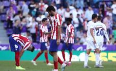 Diego Costa, en su peor momento, ni tira a portería