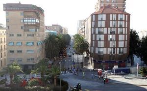 El tráfico en el entorno del Centro de Málaga recupera la normalidad tras las obras del metro