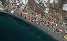 Fallece una mujer tras ser rescatada en una playa de Torrox