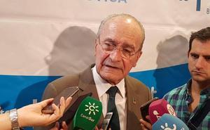 De la Torre da la receta para sanear el Málaga al nuevo asesor de Al-Thani
