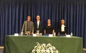 El Colegio Sagrada Familia El Monte acoge la inauguración del curso de la Fundación Educativa Santo Domingo