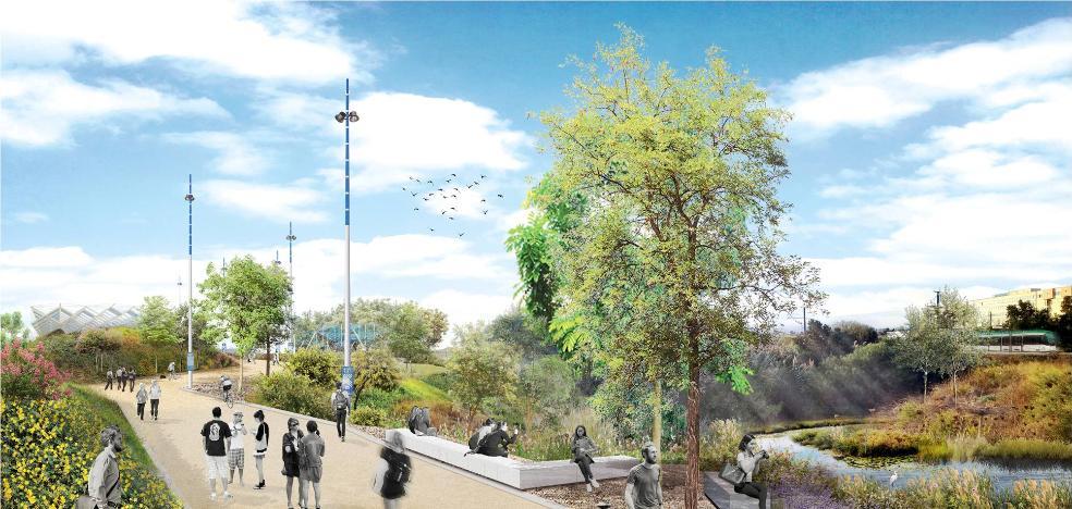 La Universidad licita por 7 millones las obras para iniciar el gran bulevar de Teatinos