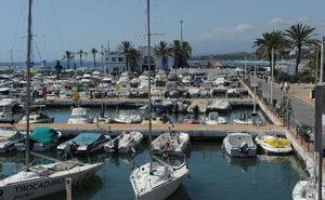 Marbella ultima los trámites de ampliación del Puerto Deportivo para la llegada de lanzaderas de cruceros