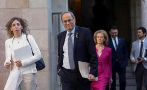 La Generalitat enfría ahora la desobediencia institucional como respuesta a la sentencia