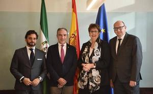 La Junta refuerza la colaboración con Alemania para impulsar la FP Dual