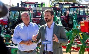Casado apoyará subir las pensiones pese al anuncio «electoralista» de Sánchez