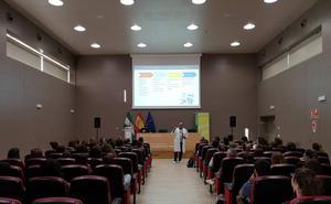 Estudiantes de Enfermería inician sus prácticas en el Área de gestión sanitaria Serranía