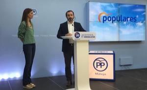 El PP destaca que la Junta cumple «su palabra» con Málaga