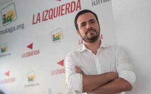 Alberto Garzón: «Debemos llegar a un acuerdo con el PSOE por el bien del país»
