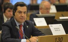 Moreno reclama más dinero para la convergencia de las regiones en su segunda jornada en Bruselas