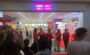 La firma japonesa Miniso abrirá dos tiendas en Málaga