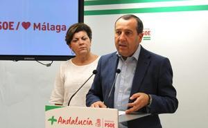El PSOE denuncia la política de «low cost» de la Junta sobre dependencia en Málaga
