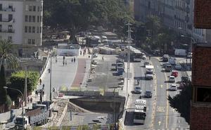 Los cambios en el tráfico del Centro de Málaga culminarán hoy