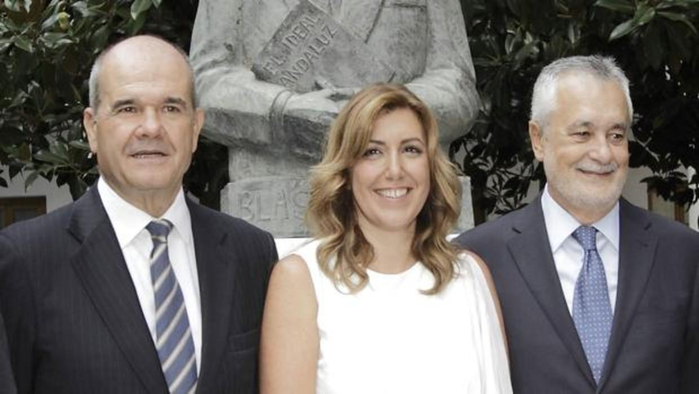 PP, Cs, Adelante Andalucía y Vox piden a Susana Díaz, Chaves y Griñán en la comisión investigadora de la FAFFE
