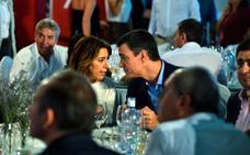 Sánchez promete un plan contra los aranceles para el campo andaluz