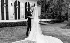 Justin Bieber y Hailey Baldwin abren al público su álbum de boda