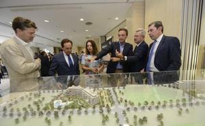 Una promotora invertirá cerca de cien millones para construir 228 viviendas en La Cizaña