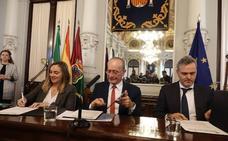 El Ayuntamiento de Málaga y la Junta entierran definitivamente el plan de las 'tecnocasas'