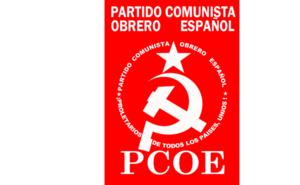 Candidatura del Partido Comunista Obrero Español por Málaga al Congreso de los Diputados