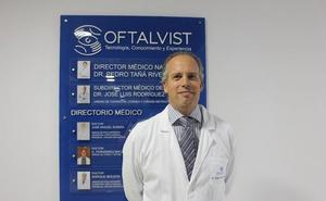 «El 70% de los pacientes que tratamos de DMAE mantienen la visión inicial durante muchos años»