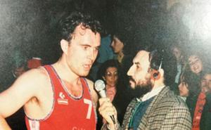 Fallece Javier 'Caballito' García, clave en el ascenso del Caja de Ronda a la Liga ACB