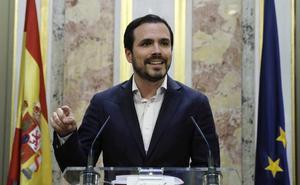 Alberto Garzón y Anna Ruiz anuncian que serán padres por segunda vez