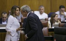 Las comparecencias de Díaz y Moreno en la comisión de la Faffe enfrentan a los partidos en el Parlamento