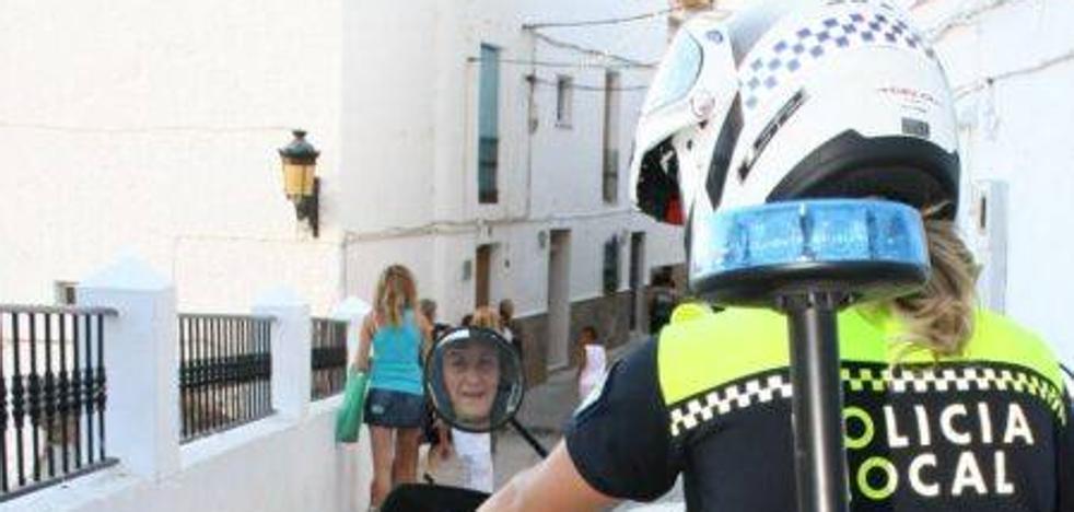 La Policía Local de Casares realiza 759 actuaciones en lo que va de año