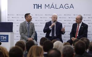 NH Hoteles quiere ampliar su presencia en Málaga con dos nuevos proyectos en la ciudad