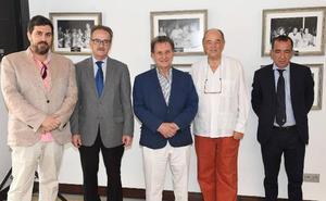 Santiago Domínguez, nuevo socio de honor de La Carta Malacitana