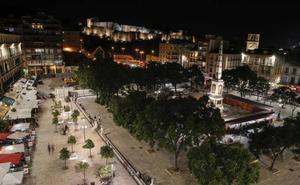 El cine Astoria desaparece del Centro de Málaga