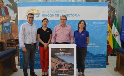 Rincón de la Victoria celebra el primer Desafío de Guerreros con la participación de hasta 1.500 personas