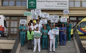 El Satse y el Regional se enfrentan por la activación del código ictus durante un paro de enfermeros