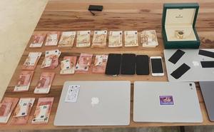 Detenido en Estepona un fugitivo finlandés que contaba en redes sociales cómo huía de la justicia desde hace casi dos años