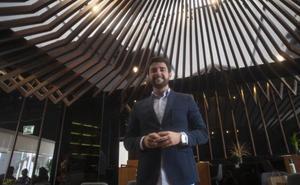 Pablo Gonzalo: «El techo en la vida es el que se pone cada uno»