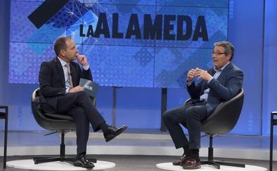 Francisco Salado, esta noche en 'La Alameda'