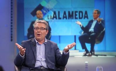 Francisco Salado se muestra a favor de la exhumación de Franco del Valle de los Caídos