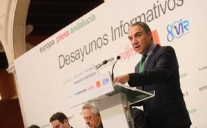 Bendodo destaca la sintonía total de PP y CS en el Gobierno andaluz donde «no se distinguirían» a los consejeros de uno y otro partido